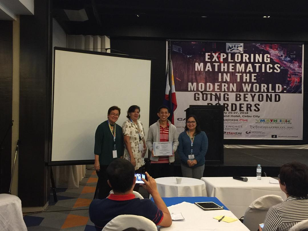 The Mathematics Teachers Association of the Philippines Annual Convention